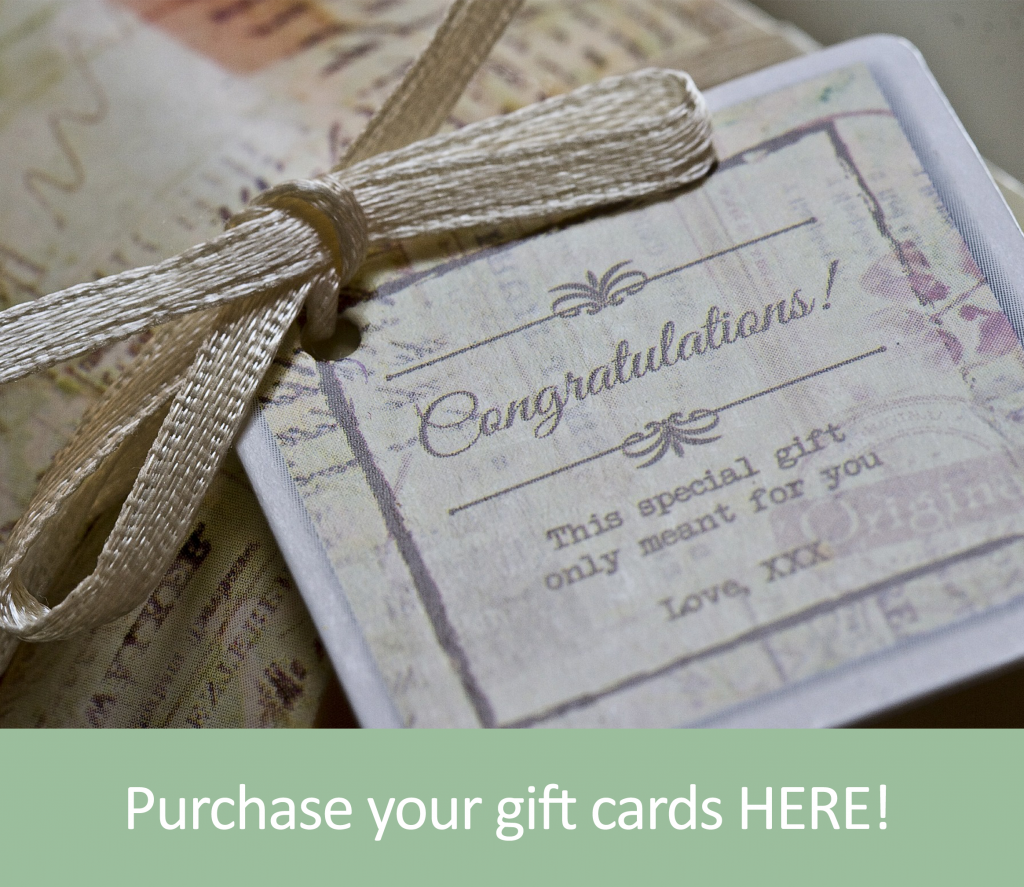 Gift vouchers coupon